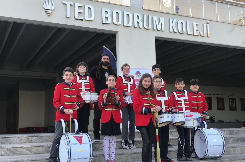 TED BODRUM KOLEJİ BANDO